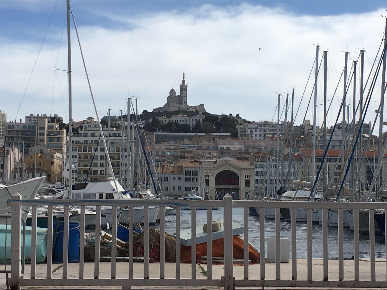 Imagen de la noticia: Intercambio escolar con Marseille (Francia) [Actualizado]
