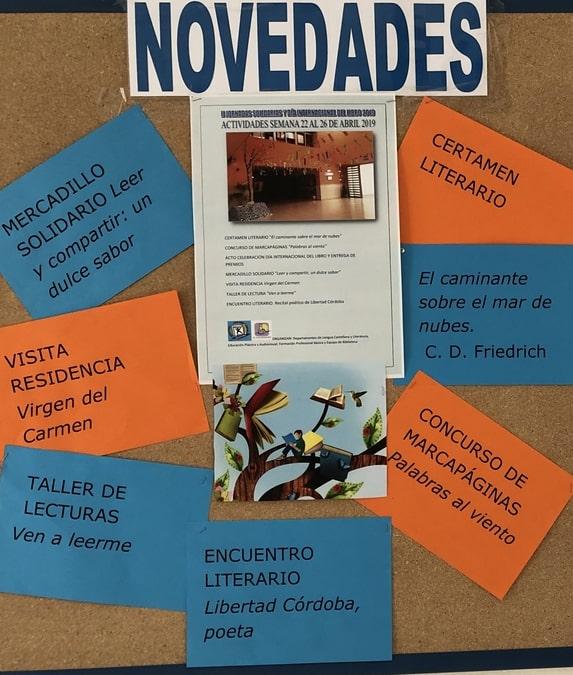 Imagen de la noticia: Mercadillo Solidario