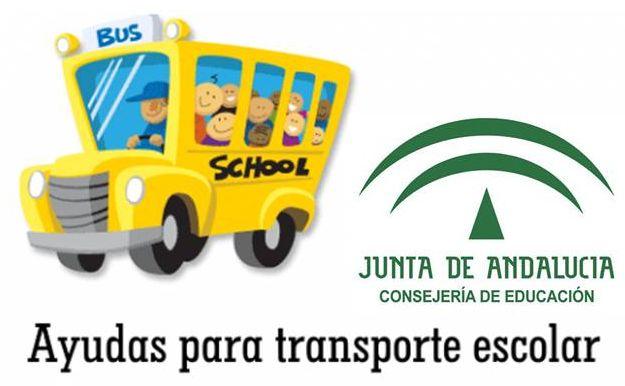 Imagen de la noticia: Ayuda individualizada al transporte escolar del curso 2018-2019 [Actualizado]