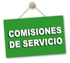 Imagen de la noticia: Comisiones de servicios provinciales, interprovinciales e intercomunitarias para el curso académico 2021/2022 [Actualizado]