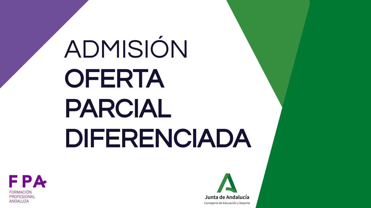 Imagen de la noticia: Admisión en Ciclos Formativos de Formación Profesional para el curso 2021-2022 [Actualizado]