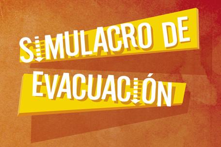 Imagen de la noticia: Simulacro de Evacuación de Emergencia [Actualizado]